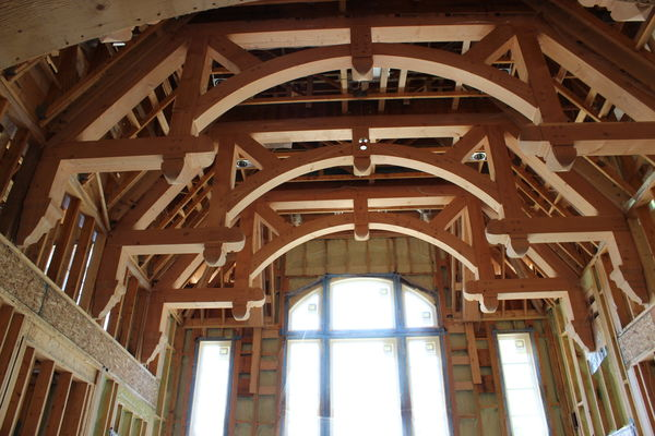 Lakeside-Country-Estate-Ontario-Canadian-Timberframes-Construction-Interior