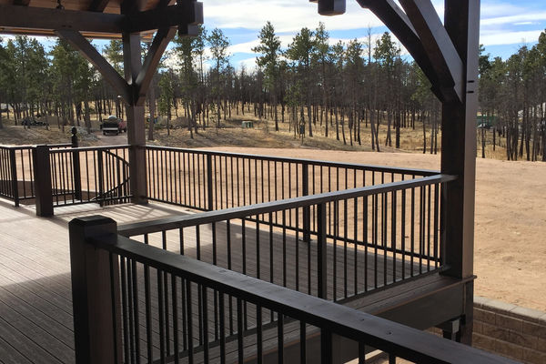 Black-Forest-Timber-Frame-Home-Colorado-Canadian-Timberframes-Deck