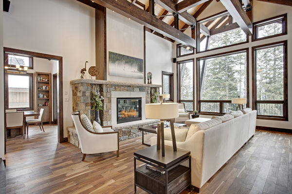 Kicking-Horse-Chalet-British-Columbia-Canadian-Timberframes-Great-Room-fireplace