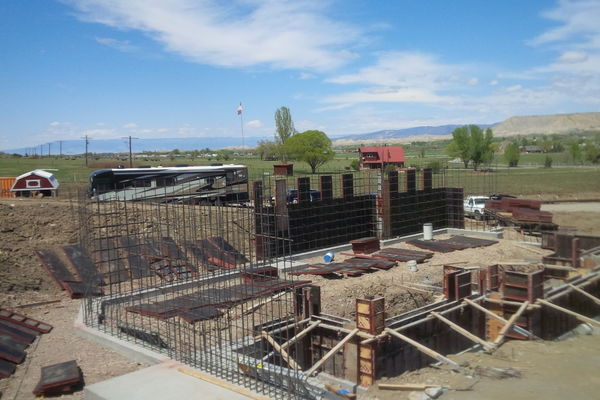 Montrose-Ranch-Colorado-Canadian-Timberframes-Construction-Foundation
