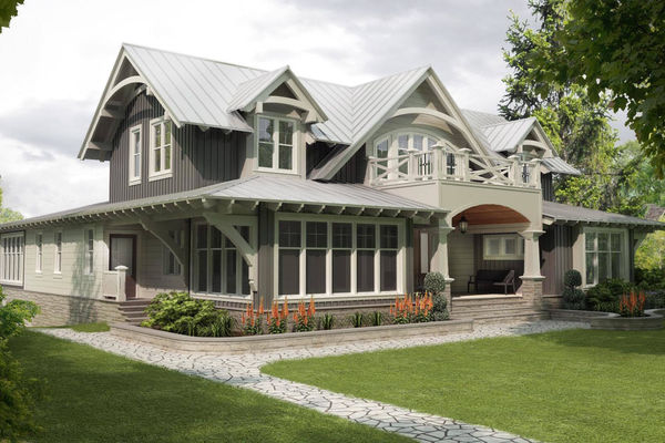 Rockcliffe-Park-Ottawa-Ontario-Canadian-Timberframes-Design-3D-Elevation