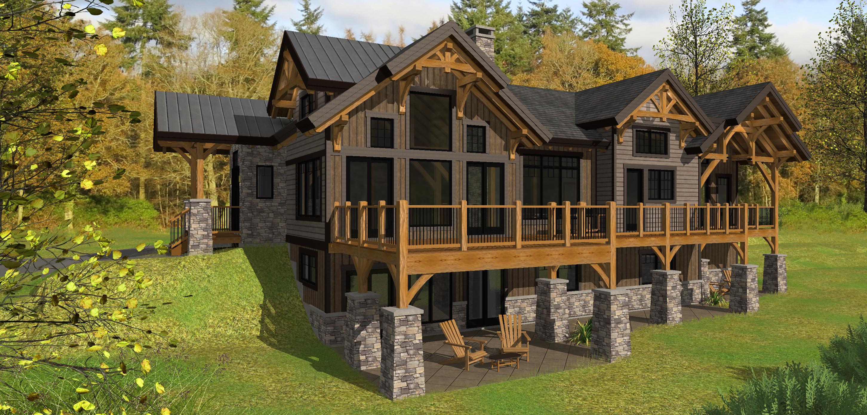 Timber Frame Range Pricing