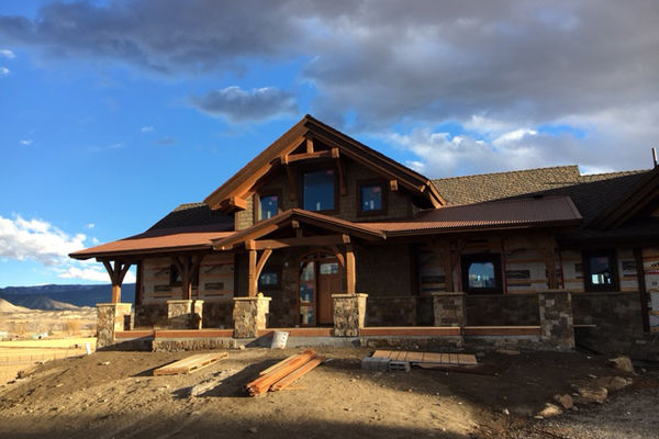 Montrose-Ranch-Colorado-Canadian-Timberframes-Construction-Front-Exterior