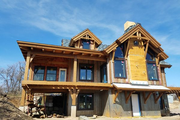 Steamboat-Springs-Colorado-Canadian-Timberframes-Construction-Rear-Exterior