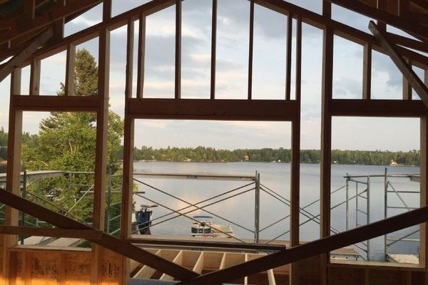 Loon-Lake-Cottage-Ontario-Canadian-Timberframes-Construction-Framing