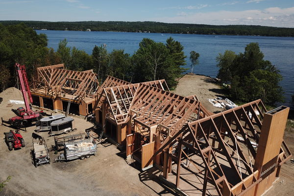 Memphremagog-Lake-House-Quebec-Canadian-Timberframes-Construction-Drone-Footage