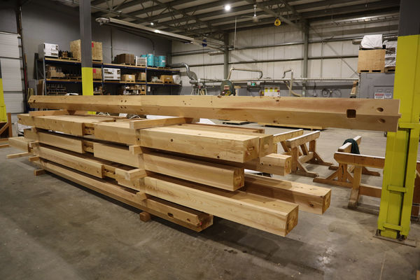 Swiss-Chalet-New-Zealand-Canadian-Timberframes-Production