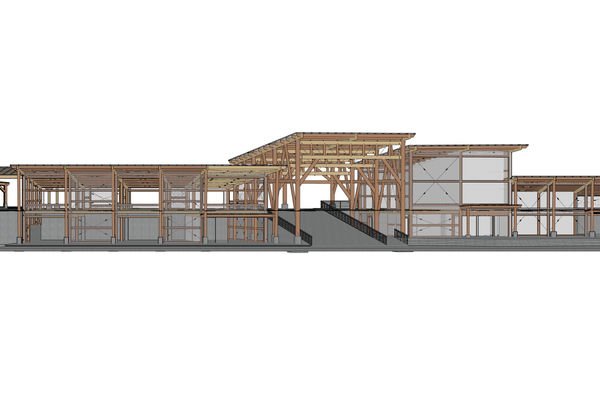 Halibut-Point-Cruise-Terminal-Alaska-Canadian-Timberframes-Design-Rear-Elevation
