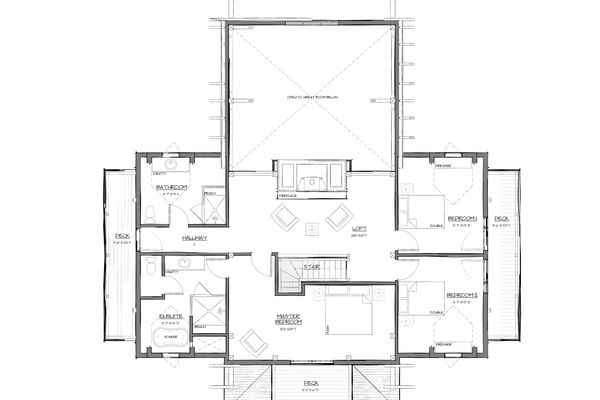 Hidden-Ridge-Alpine-Home-Ontario-Canadian-Timberframes-Design-Second-Floor-Plan