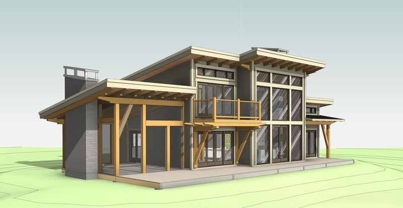 Brilliant New Cottage Design Muskoka Ontario Download Free Architecture Designs Sospemadebymaigaardcom