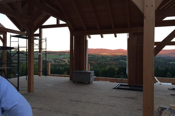 Bear-Rock-Colebrook-New-Hampshire-Canadian-Timberframes-Construction-Flooring