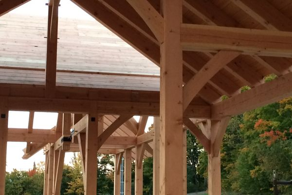 Bear-Rock-Colebrook-New-Hampshire-Canadian-Timberframes-Construction-Timber-frame-Structure