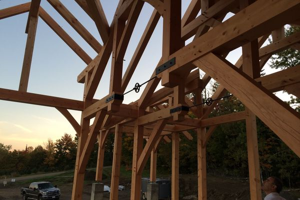 Bear-Rock-Colebrook-New-Hampshire-Canadian-Timberframes-Construction-Framing