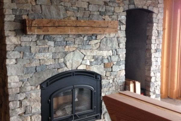 Bear-Rock-Colebrook-New-Hampshire-Canadian-Timberframes-Construction-Fireplace
