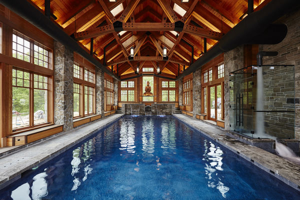 Hill-Top-Retreat-Collingwood-Ontario-Canadian-Timberframes-Pool