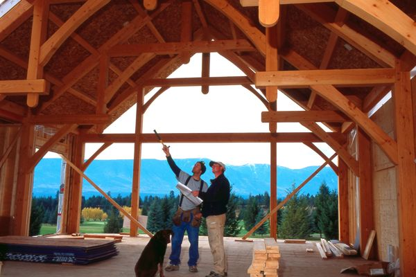 Redstreak-Mountain-BC-Canadian-Timberframes-Construction-Great-Room