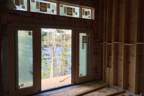 Split-Rock-Place-Sparrow-Lake-Ontario-Canadian-Timberframes-Construction-Interior