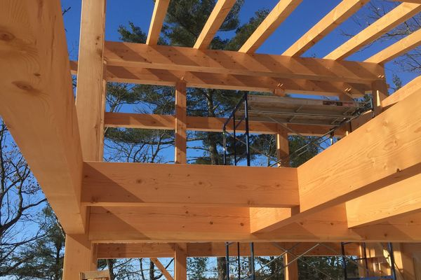 Split-Rock-Place-Sparrow-Lake-Ontario-Canadian-Timberframes-Construction-Rafters