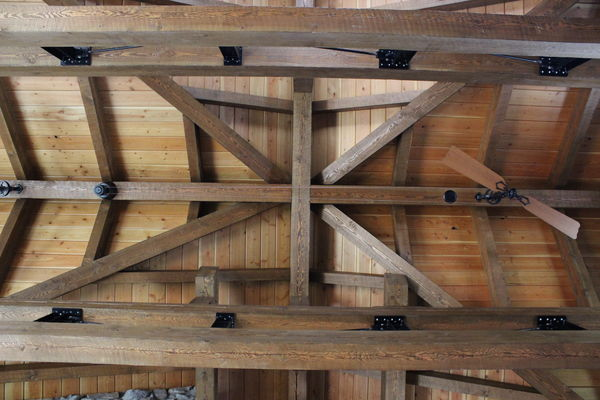 Northern-Meadows-Whitecourt-Alberta-Canadian-Timberframes-Ceiling-Rafters