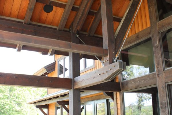 Lake-of-Bays-Haven-Ontario-Canadian-Timberframes-Construction-Beams