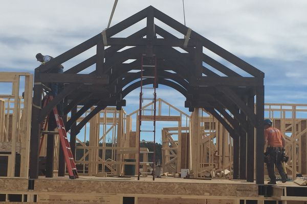 Black-Forest-Timber-Frame-Home-Colorado-Canadian-Timberframes-Construction-Timber-Rafters