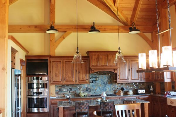 Bear-Rock-Colebrook-New-Hampshire-Canadian-Timberframes-Kitchen