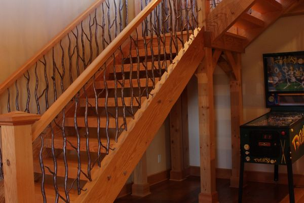 Bear-Rock-Colebrook-New-Hampshire-Canadian-Timberframes-Stairs