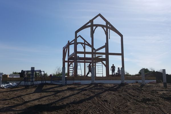 Yellowhead-Residence-Saskatoon-Canadian-Timberframes-Construction-Framing