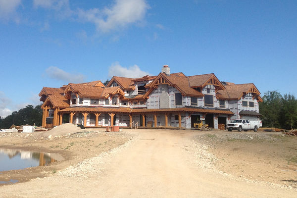 Hill-Top-Retreat-Collingwood-Ontario-Canadian-Timberframes-Construction-Roofing