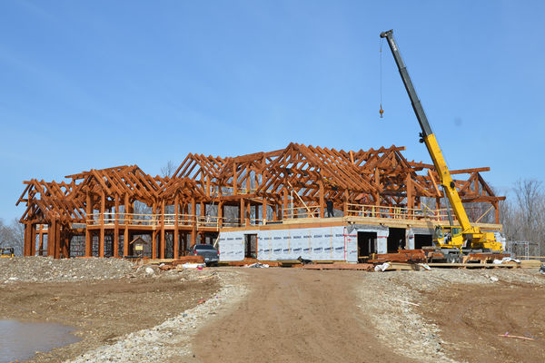 Hill-Top-Retreat-Collingwood-Ontario-Canadian-Timberframes-Construction-Framing