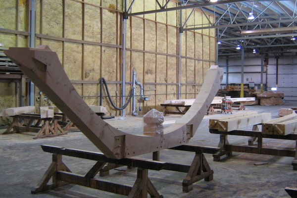 Pound-Ridge-New-York-Canadian-Timberframes-Timber-Truss-Construction