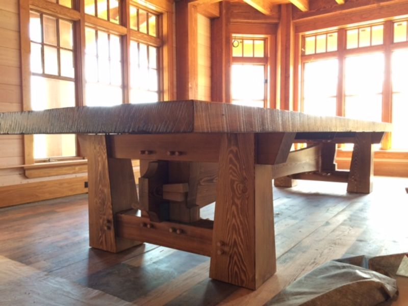 Custom Timber Dining Table