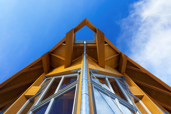 Grizzly-Paw-Brewery-Alberta-Canadian-Timberframes-Exterior-Timber