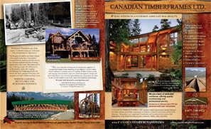 Canadian Timberframes